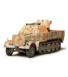 1:35 GERMAN 8ton Sdkfz 7/2 3.7cm FLAK 37 ARMORED CAB