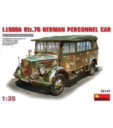 1:35 L1500A (Kfz.70) German Personnel Car
