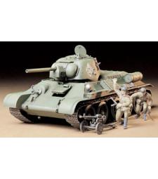 1:35 Russian T34/76 ChTZ Kit