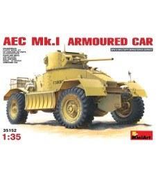 1:35 AEC Mk 1 Armoured Car