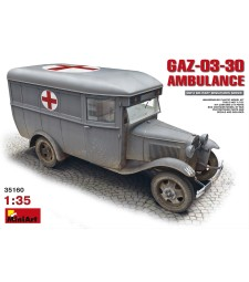 1:35 GAZ-03-30 Ambulance