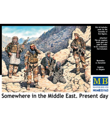 1:35 Somewhere in the Middle East. Present day - 5 figures