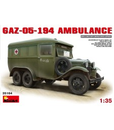 1:35 GAZ-05-194 Ambulance