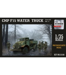 1:35 CMP Ford F15 Water Truck 15cwt 4x2 Cab 11