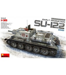 1:35 SU-122 (Early Production)