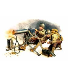 1:35 U.S. Machine-gunners  - 2 figures