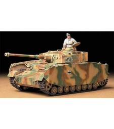 1:35 German Panzerkampfwagen IV Ausf.H Early Version