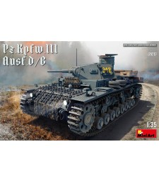 1:35 Pz.Kpfw.III Ausf. D/B