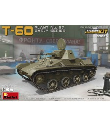 1:35 T-60 (Plant No.37) Early Series, Autumn 1941 Production