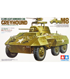 1:35 U.S. M8 Light Armored Car Greyhound