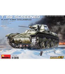 1:35 T-60 Screened (Pl. No.264, Stalingrad) Interior Kit