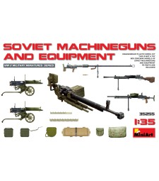1:35 Soviet Machineguns & Equipment