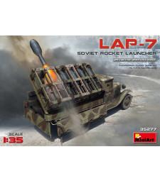 1:35 Soviet Rocket Launcher LAP-7