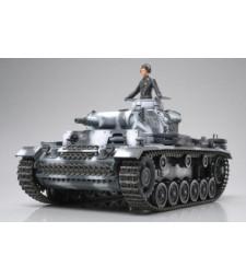 1:35 German Panzerkampfwagen III Ausf.N