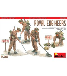 1:35 Royal Engineers. Special Edition