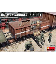 1:35 Railway Gondola 16,5-18 t