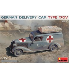 1:35 German Delivery Car Type 170V