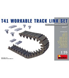 1:35 T41 Workable Track Link Set