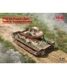 1:35 FCM 36, French Light Tank in German Service