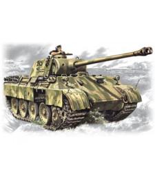 1:35 Panzerkampfwagen V Panther Ausf.D WWII German Tank