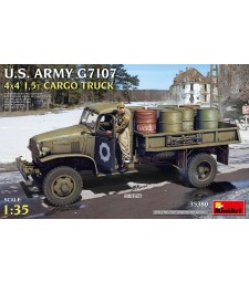 1:35 U.S. ARMY G7107 4X4 1,5t CARGO TRUCK