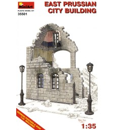 1:35 East  Prussian City Building