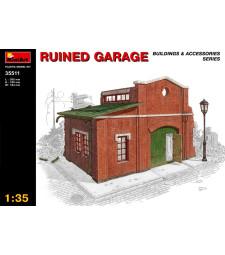 1:35 Ruined Garage