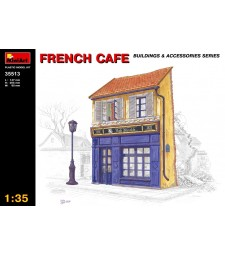 1:35 French Café