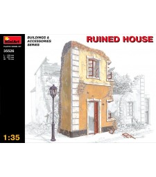 1:35 Ruined House