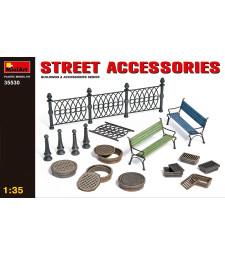 1:35 Street Accessories