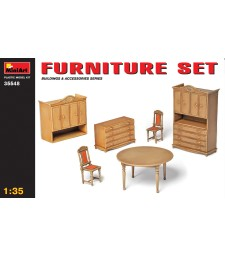1:35 Furniture Set