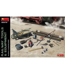 1:35 Railway Tools & Equipment