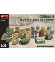 1:35 German Jerry Cans Set WW2