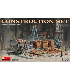 1:35 Construction Set