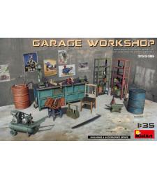 1:35 Garage Workshop