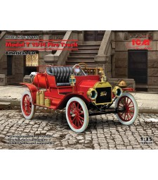 1:35 Model T 1914 Fire Truck, American Car