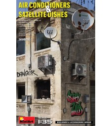 1:35 Air Conditioners & Satellite Dishes