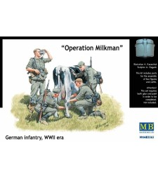 1:35 Operation Milkman - 4 figures