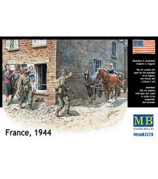 1:35 France, 1944 - 6 figures