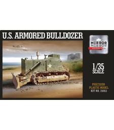 1:35 D7A Us Armored Bulldozer
