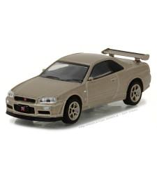 Tokyo Torque Series 1 - 2001 Nissan Skyline GT-R (R34) M-Spec - Silica Breath Solid Pack