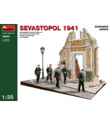 1:35 Sevastopol 1941 - 5 figures