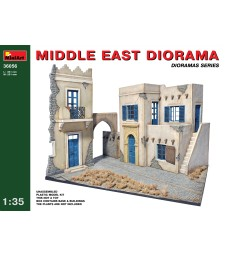 1:35 Middle East Diorama