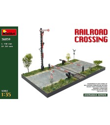 1:35 Railroad Crossing