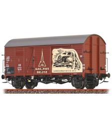 H0 Freight Car Gms 30 DB, III, Magirus