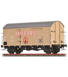 H0 Freight Car Gms 30 ÖBB, III, Anker Bro