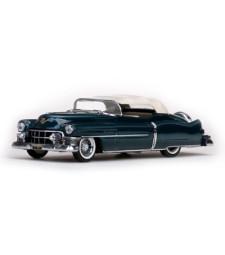 Cadillac Closed Convertible - Berkshire Blue 1953