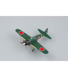 1:72 Mitsubishi A6M5C Tsukuba naval air corps IJNOita air base1945