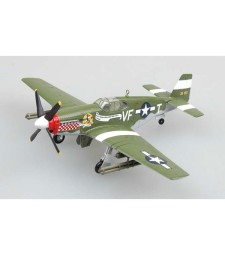 1:72 P-51B Fighter(Capt.D.Gentile,336th FS,4THFG)