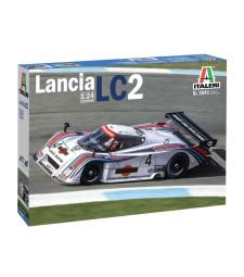 1:24 LANCIA LC2 24h Le Mans 1983